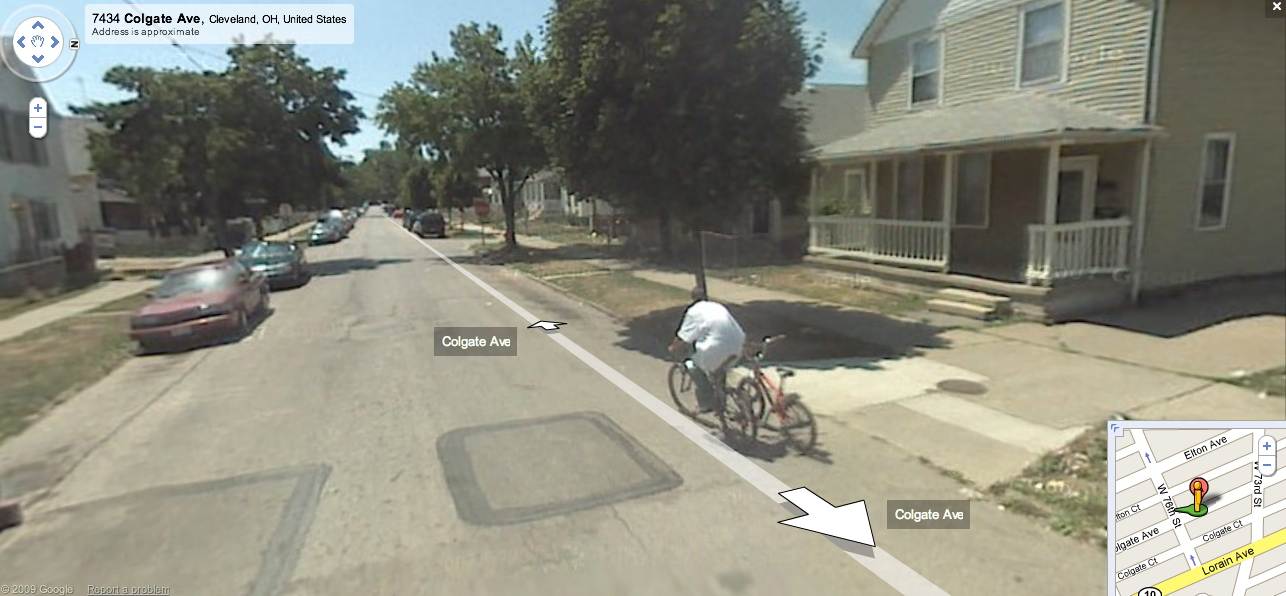 Crimes Caught On Google Street View - Gallery | eBaum's World on caught on bing street view, captured on google street view, murder on google street view, dead body on google street view, funny google street view,