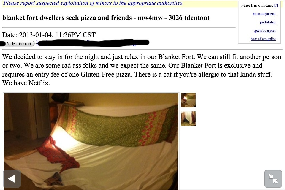 23 Funny And W T F  Craigslist Ads - Funny Gallery | eBaum's World