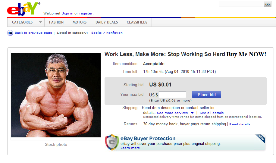 23 Of The Weirdest Things Ever Auctioned On Ebay Gallery