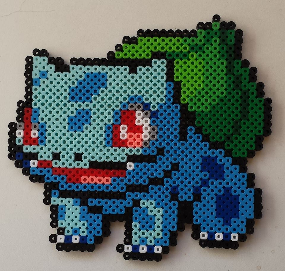 Nintendo Perler Bead Designs - Gallery | eBaum's World