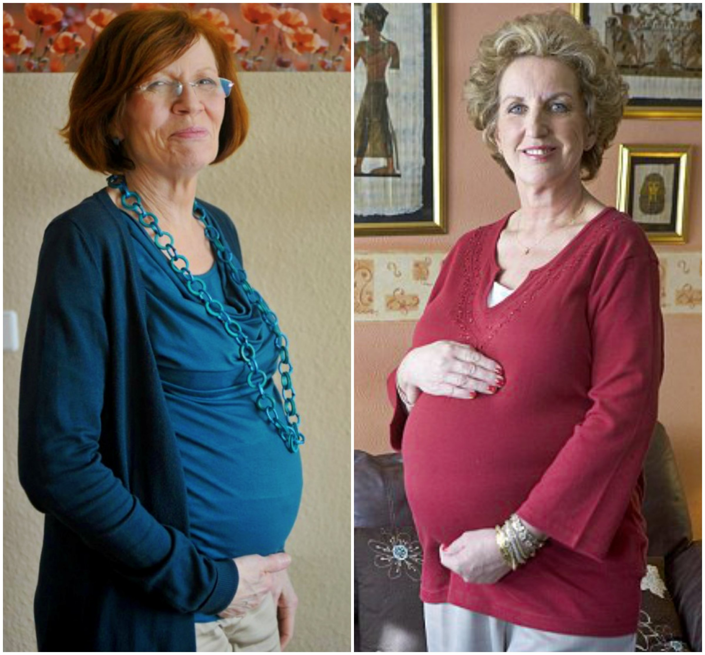 65+year+old+german+woman+pregnant