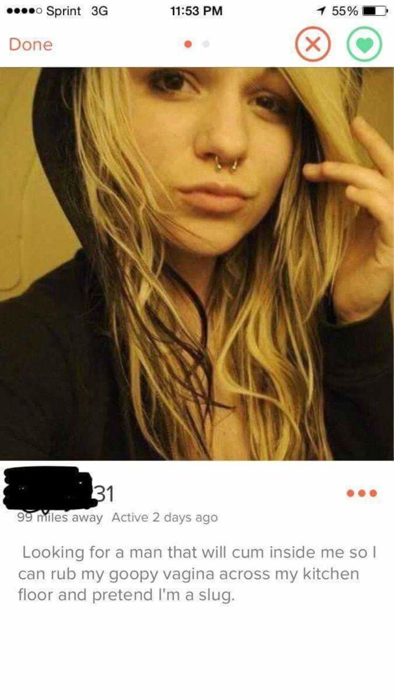 23 Girls Tinder Profiles You Wont Believe - Gallery -9184