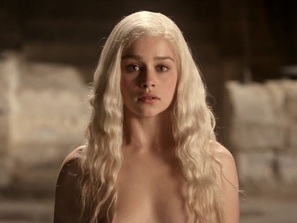 20 Pics Of Emilia Clarke Named The Sexiest Woman Alive Gallery