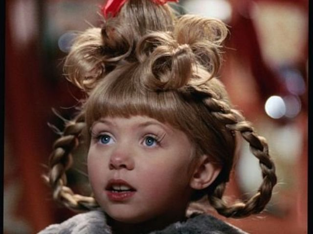 How The Grinch Stole Christmas Cindy Lou Dad.13 Favorite Holiday Movie Kids As They Are Today Gallery