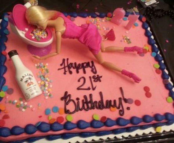 Prime Birthday Cake Cute 21St Birthday Cakes Funny Birthday Cards Online Benoljebrpdamsfinfo