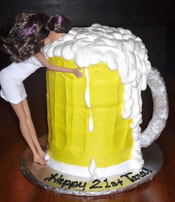 21 Of The Funniest 21st Birthday Cakes Ever
