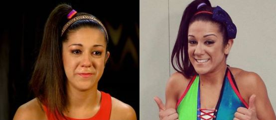 12 Wwe Wrestlers With And Without Makeup - Wow Gallery -7615