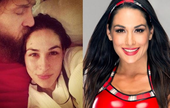 12 Wwe Wrestlers With And Without Makeup - Wow Gallery -5275