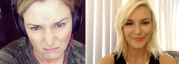 12 Wwe Wrestlers With And Without Makeup - Wow Gallery -5101