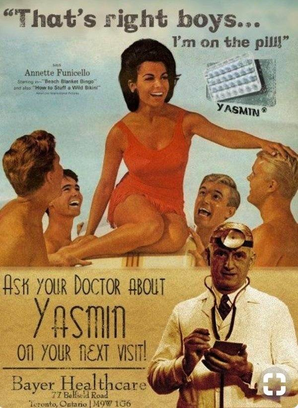 1 - 19 Vintage Ads That Would Be No Less Weird Nowadays