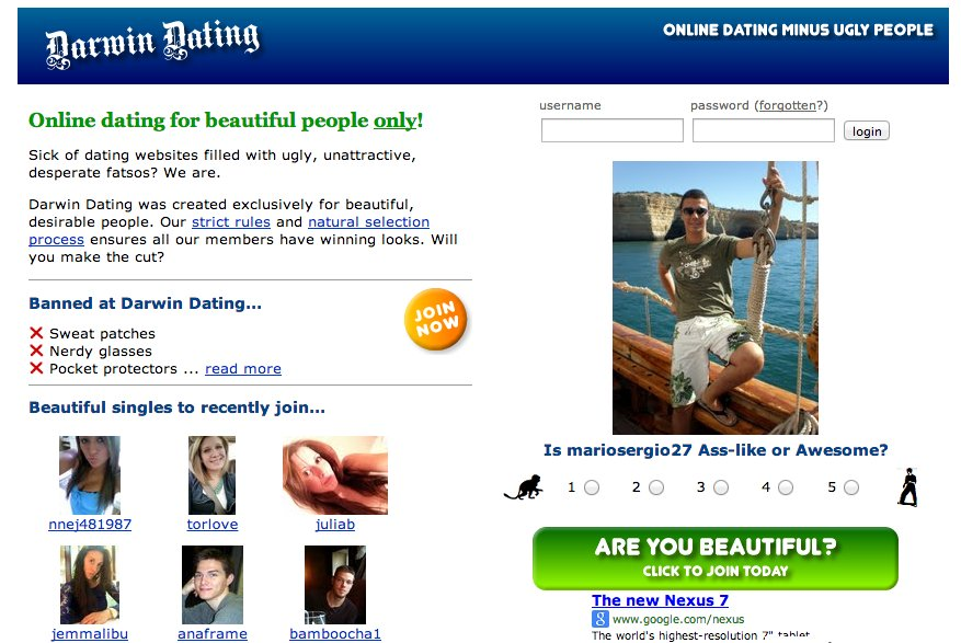 20 Very Niche Dating Sites - Funny Gallery  Ebaums World-7886