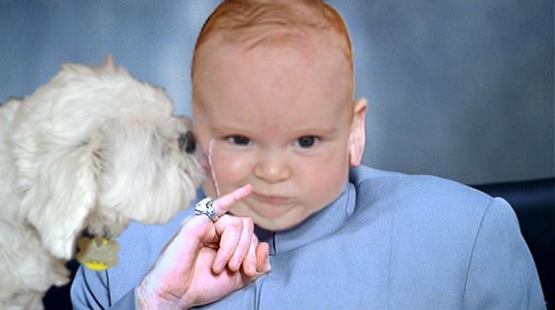 DR  Evil for eBaums Million Dollar Photoshop Contest - Picture