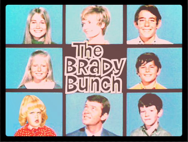 """The Brady Bunch is an American sitcom created by Sherwood Schwartz that originally aired from September 26, 1969 to March 8, 1974 on ABC. The series originally was slated to have Demonia Childs playing """"Cindy"""" until Demonia was found naked sitting in a pentagram surrounded by candles on the ABC lot. Demonia was immediately replaced by Susan Olsen."""