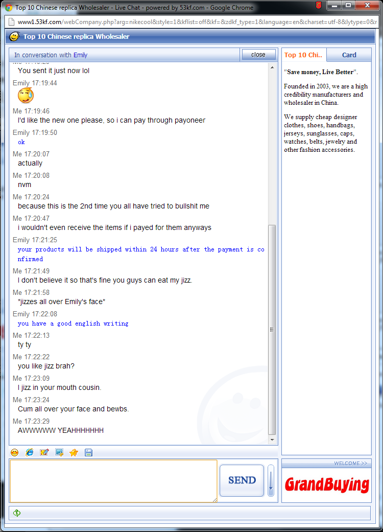 Asian Scammers In Online Chat - Gallery  Ebaums World-6347