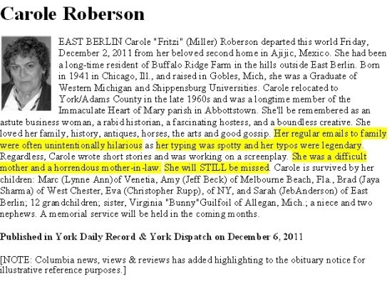 Image of: Life 13 Of The Funniest And Most Savage Obituaries Ever Ebaums World 13 Of The Funniest And Most Savage Obituaries Ever Funny Gallery