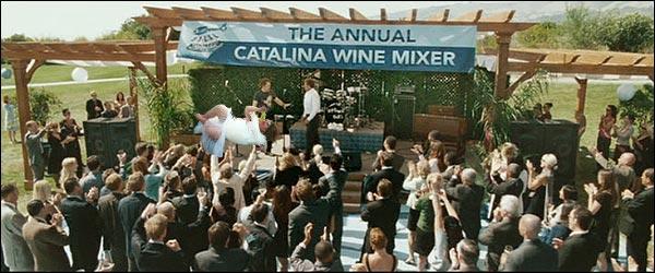 Queen Catalina Wine Mixer