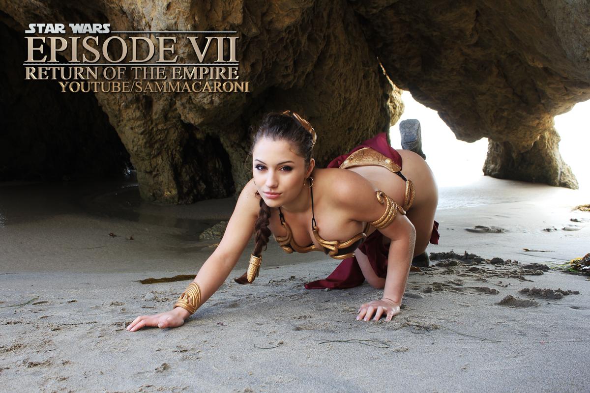 Sexy slave girl