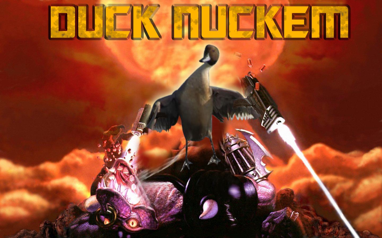 Duck Nuckem!