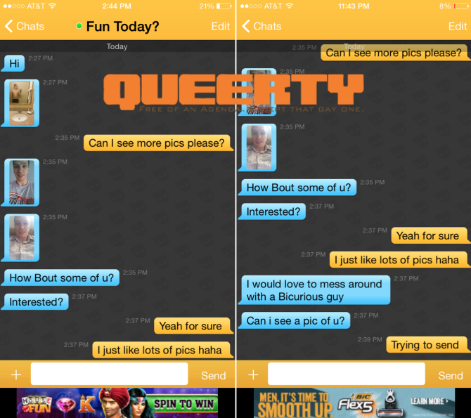 Gay matchmaking service live oak