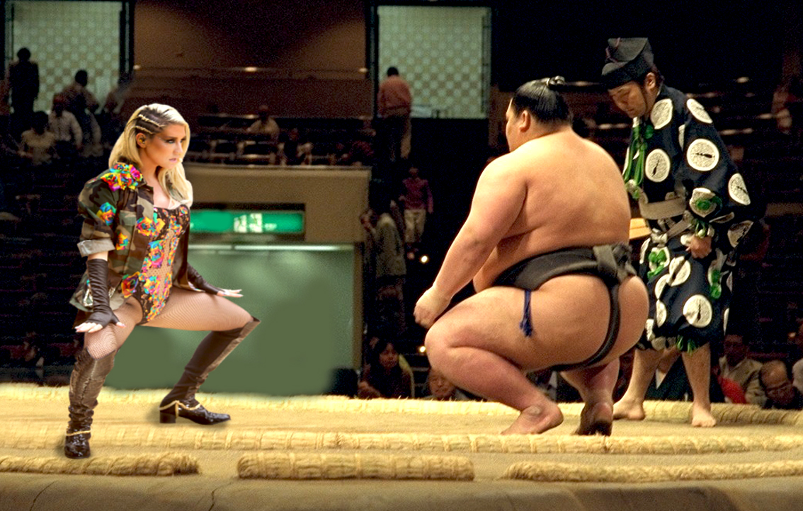 Honor is der way of der Sumo...