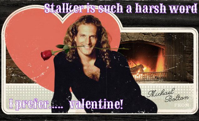 stalker card for your sweetie