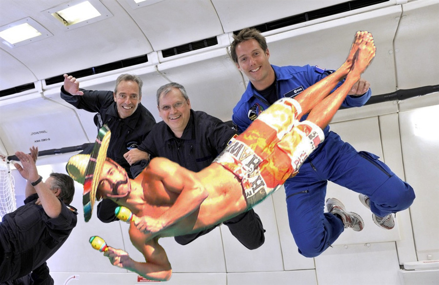 Putting the International back in the International Space Station