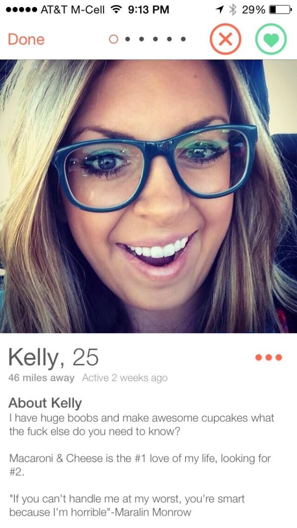 Tinder Girls That Get Straight To The Point - Funny -7832