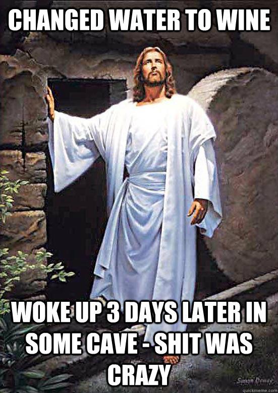 Bad Easter Memes - Wtf Gallery | eBaum's WorldJesus Easter Eggs Meme