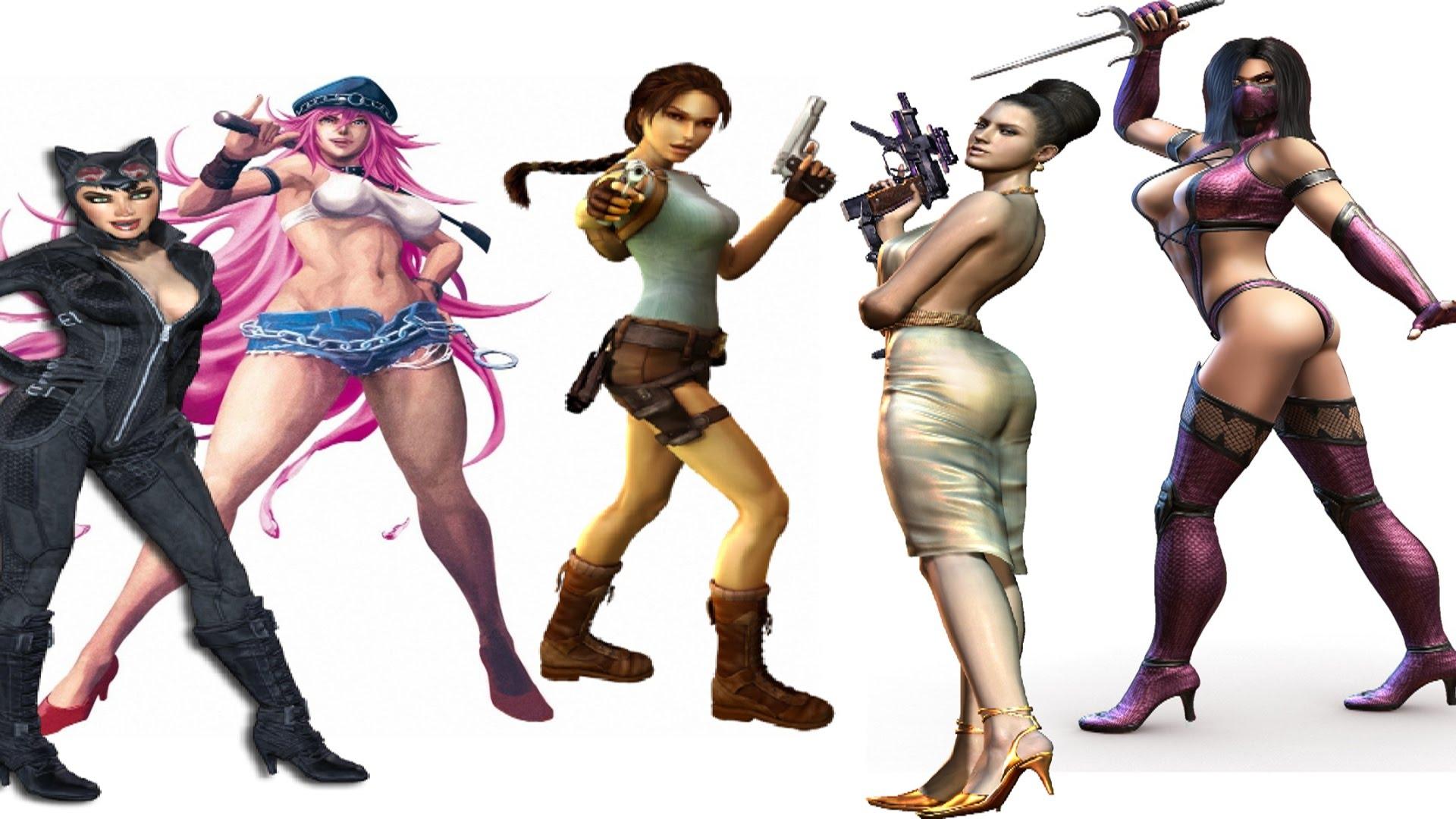 Hot Women of Video Games - Ftw Gallery | eBaum's World