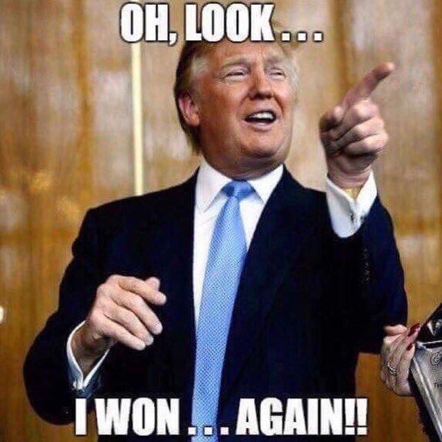 The Best Trump Winning Memes! - Ftw Gallery