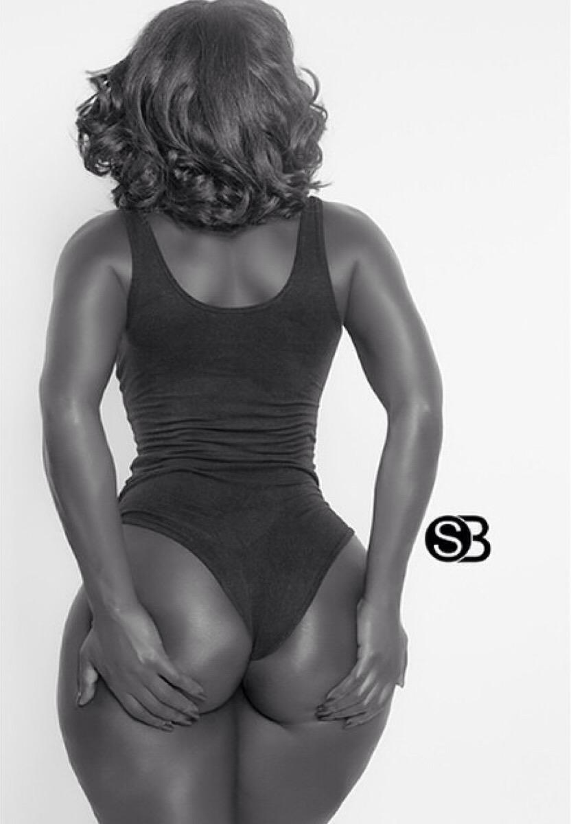 Abuelas Negras Calientes