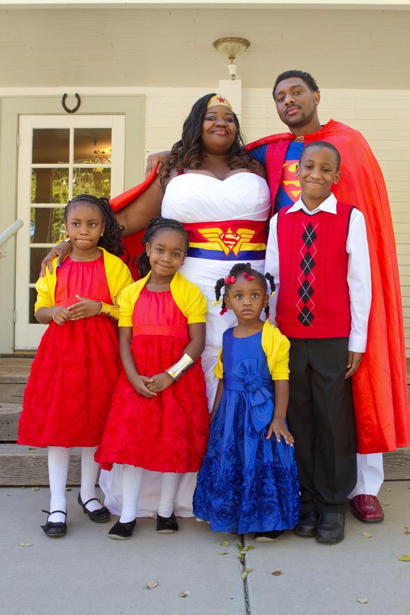 Superman Wedding Dresses