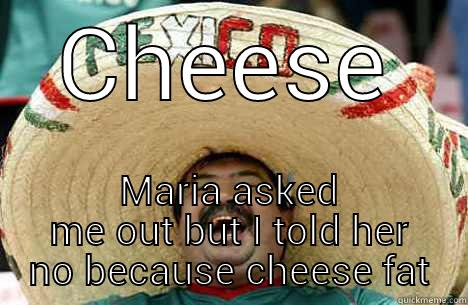 Mexican joke of the day text