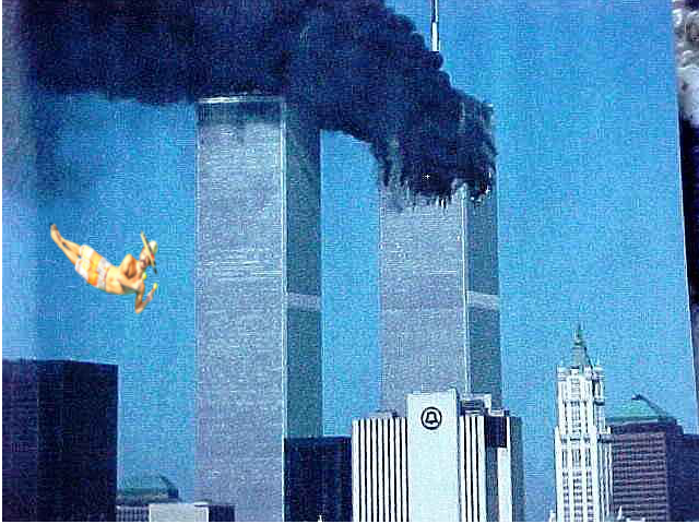 Could this disturbing image lead us one step closer to what REALLY happened on September 11th, 2001?