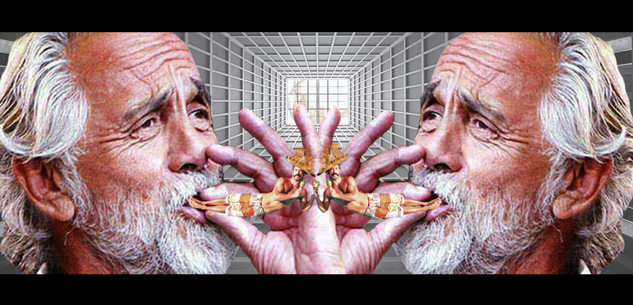 Tommy Chong will smoke just about anything.