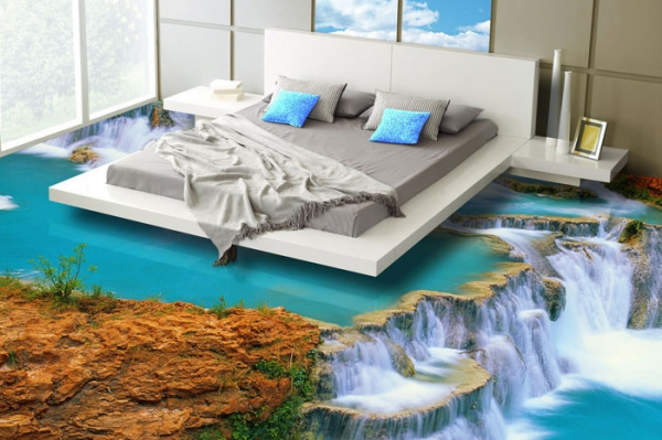 12 14 Amazing Floors That Look Like Water The Ocean And More