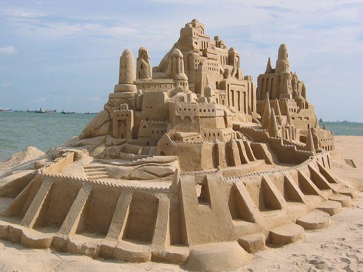 Very good | Sand art, Sand sculptures, South padre island