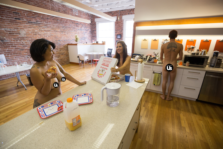 Naked mature ladies