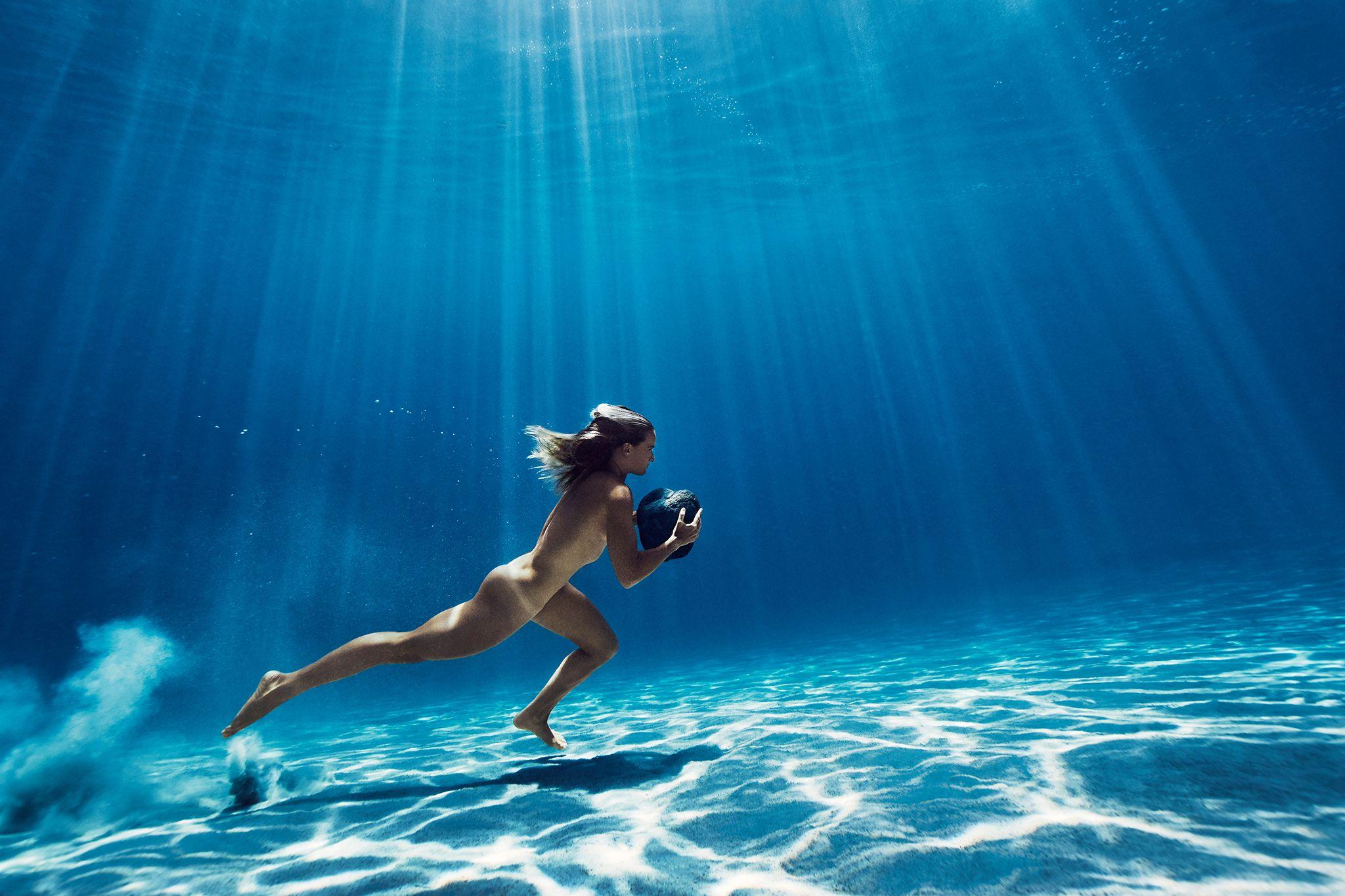 Nudie Surfing, Empowerment Objectification Sea Kin