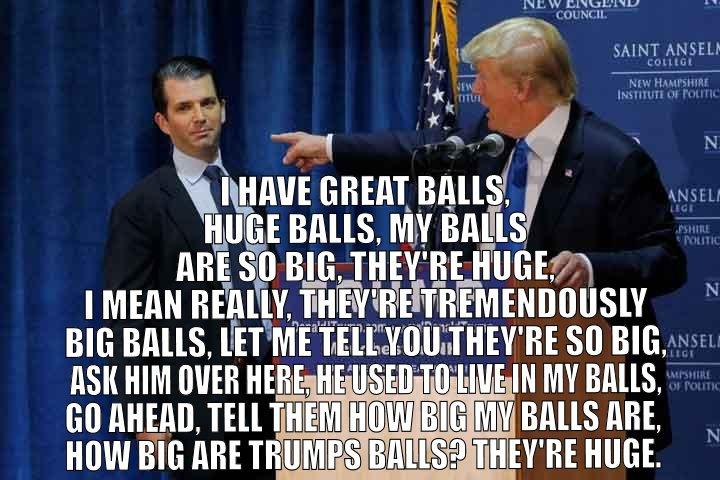 DADDY BIG BALLS