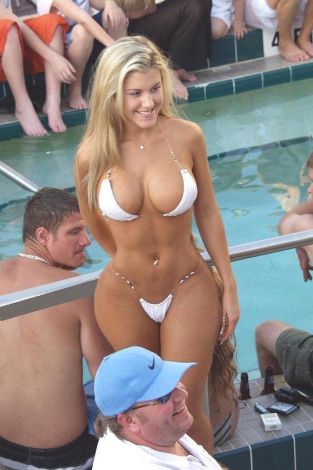 Beach girl hot The sexiest