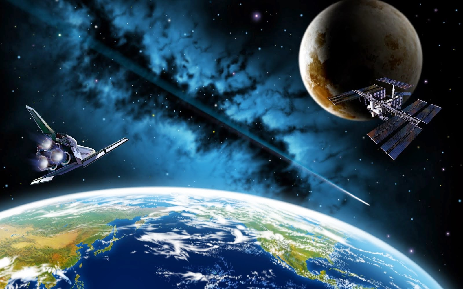 1 - Cool Space Wallpapers