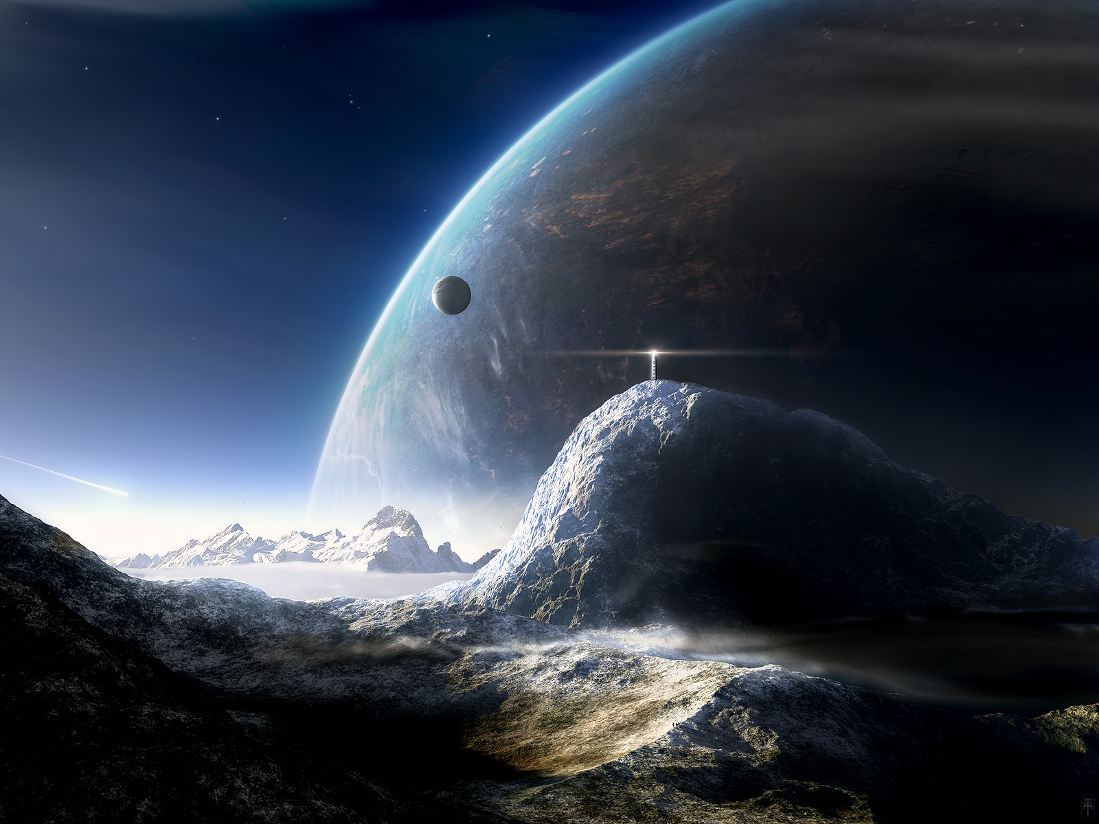 11 - Cool Space Wallpapers