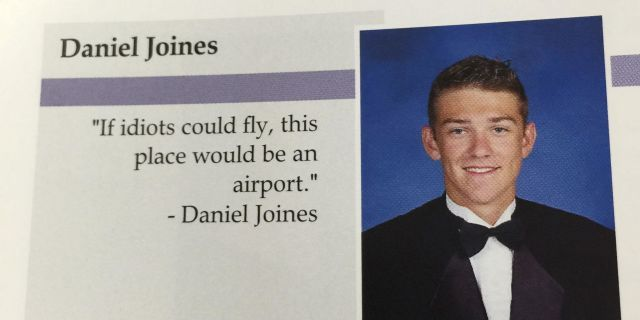 26 Yearbook Quotes That Will Make You Chuckle - Funny ...