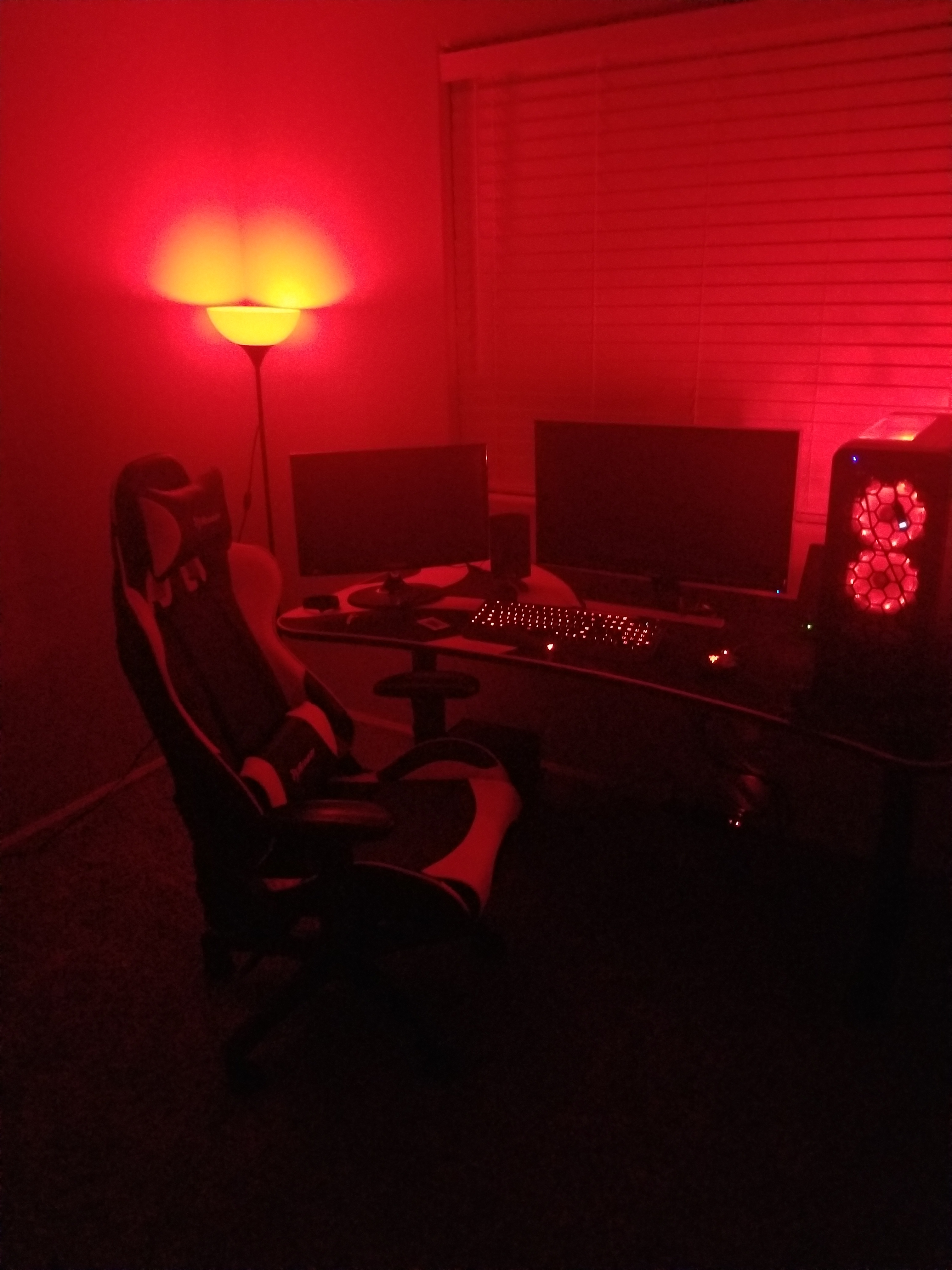 Just my computer set-up