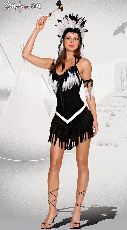 Hot native american women