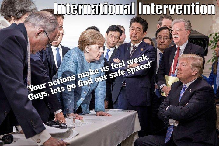 World leader snowflakes