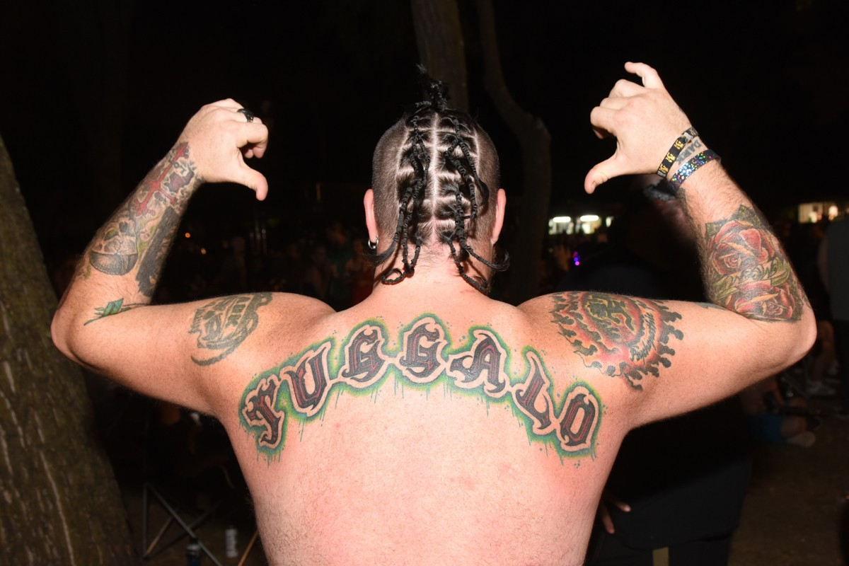896e5a88a Tasteless Tattoos From The 2017 Gathering Of The Juggalos - Wtf ...