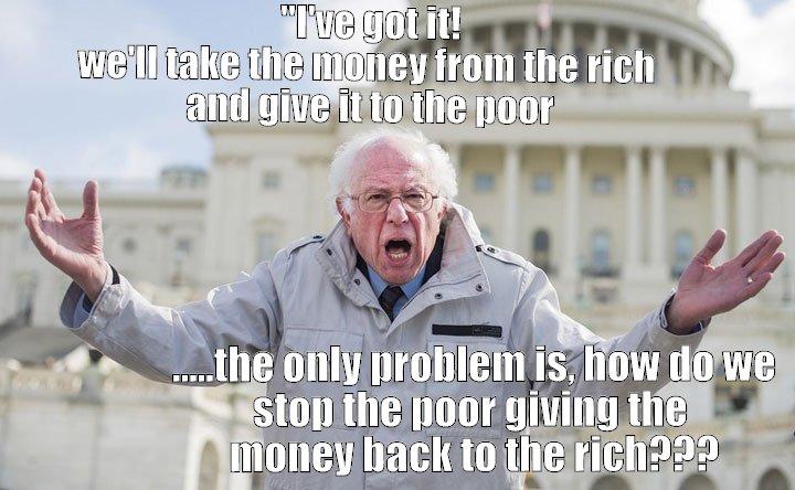 The Socialist Conundrum....