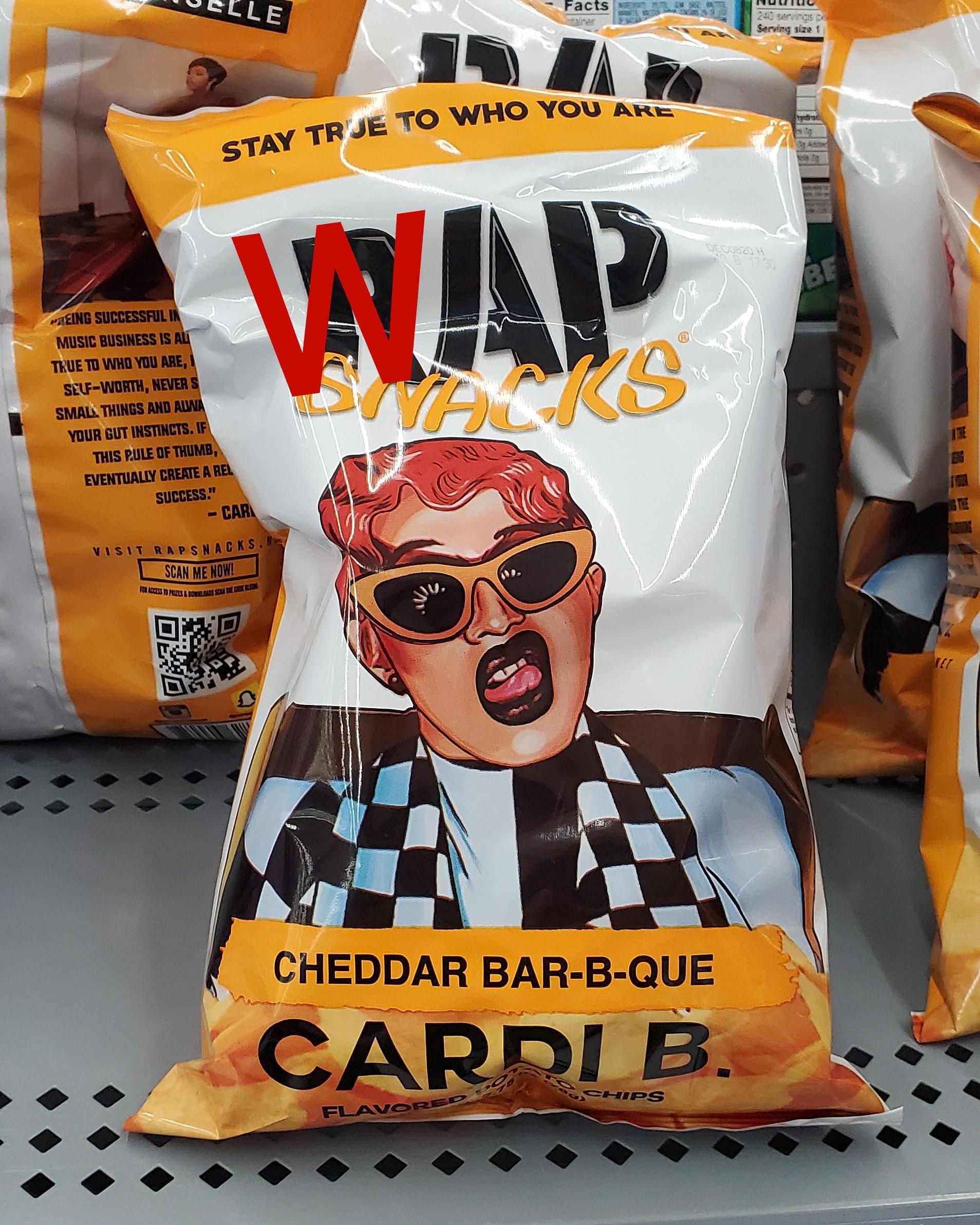 Her WAP has a smokey essence lol
